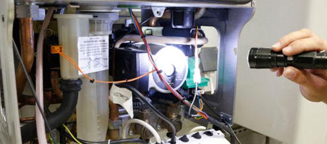 Contratos de mantenimiento de calderas de gas natural