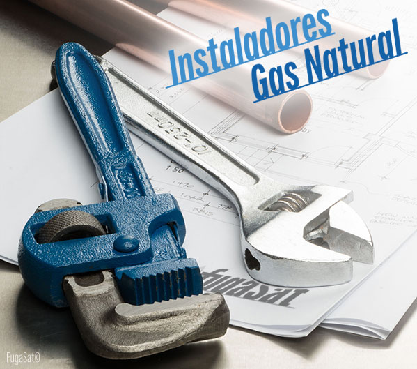 instaladores autorizados de gas natural