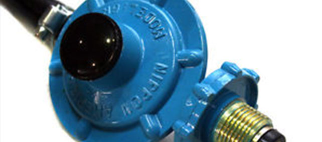 Sustitución reguladores gas propano