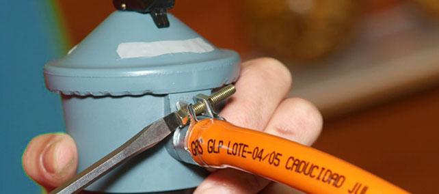 Sustitución de reguladores de gas butano en Toledo