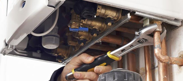 reparación de fugas en calderas de gas natural en Torrejón de ardoz